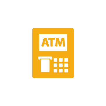 atm - bancomat
