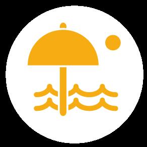 Spiagge e stabilimenti balneari